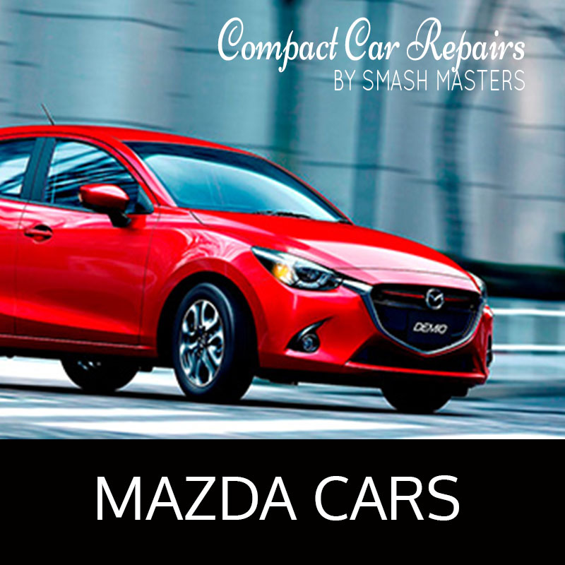 Point Cook Panel Beater Talks About Smash Repairs Of Mazda Compact - Mazda car repair