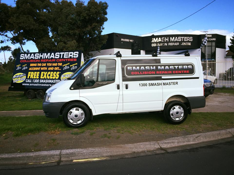 van car courtesy at laverton